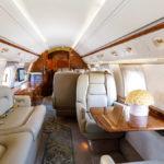 Planet Nine получает третий бизнес-джет Gulfstream