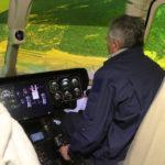 На КВЗ установлен комплексный тренажер вертолета Ансат