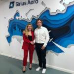 Маркетплейс GetJet и авиакомпания Sirius Aero подписали договор о сотрудничестве