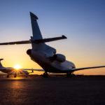 Число рейсов бизнес-джетов из Москвы в начале лета выросло вдвое