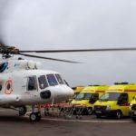 Аварийный вылет: эвакуацией с мест ДТП займутся вертолеты