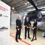 Интервью с первым линейным гражданским пилотом вертолета Ми-38