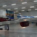 В «Доброграде» выполнено очередное ТО на Pilatus PC-12 NG