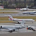 Минтранс предложил дать Росавиации право согласовывать вывозные рейсы бизнес-джетами
