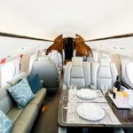 Planet Nine Private Air получает четвертый джет Gulfstream